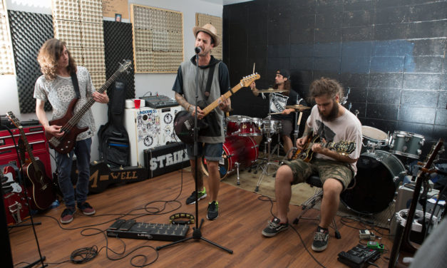 A place where east end Montreal musicians call home