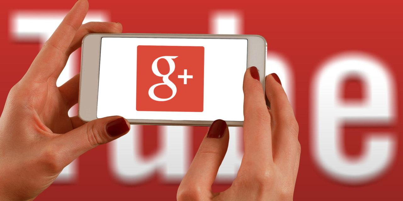 Google will gradually drop Google+